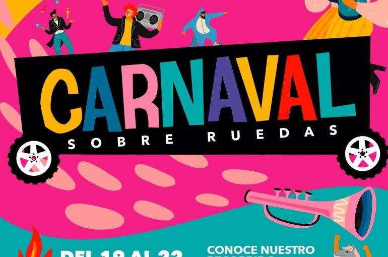 La alegría del Carnaval recorrerá Ovalle